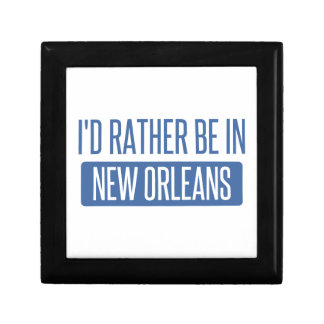 I'd rather be in New Orleans Gift Box