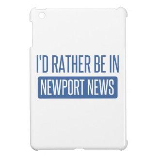 I'd rather be in Newport News iPad Mini Case