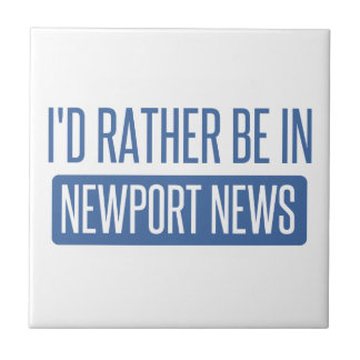 I'd rather be in Newport News Tile