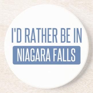 I'd rather be in Niagara Falls Coaster
