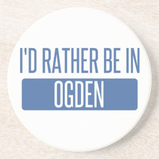I'd rather be in Ogden Coaster
