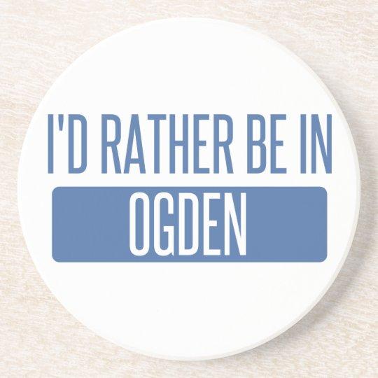 I'd rather be in Ogden Coaster