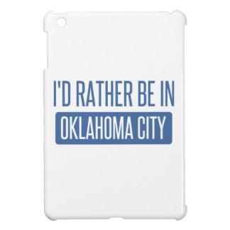 I'd rather be in Oklahoma City iPad Mini Case