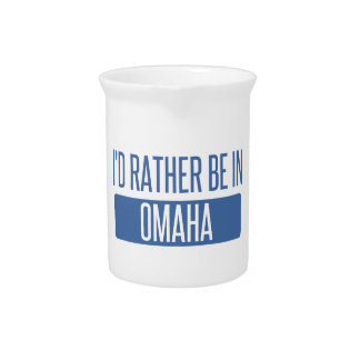 I'd rather be in Omaha Pitcher