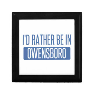 I'd rather be in Owensboro Gift Box