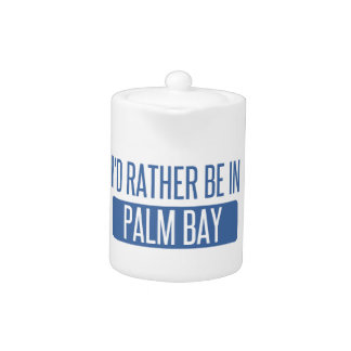 I'd rather be in Palm Bay