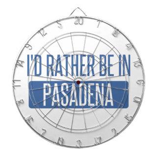 I'd rather be in Pasadena TX Dart Boards