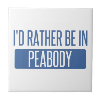 I'd rather be in Peabody Tile