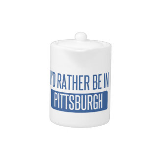 I'd rather be in Pittsburgh