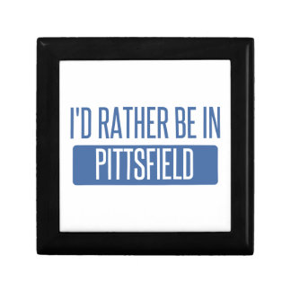 I'd rather be in Pittsfield Gift Box