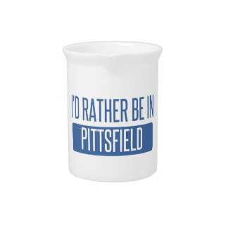 I'd rather be in Pittsfield Pitcher