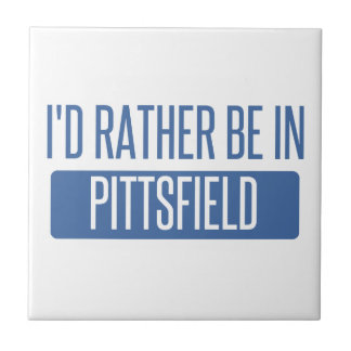 I'd rather be in Pittsfield Tile