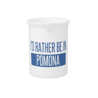 I'd rather be in Pomona Pitcher