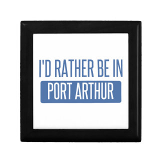 I'd rather be in Port Arthur Gift Box