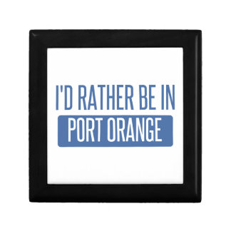 I'd rather be in Port Orange Gift Box