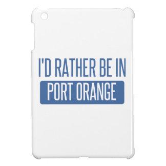 I'd rather be in Port Orange iPad Mini Case