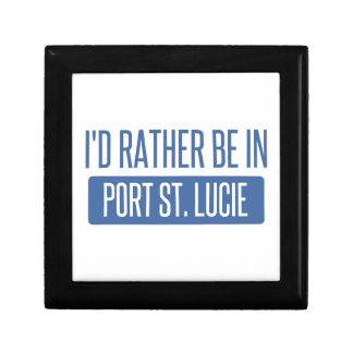 I'd rather be in Port St. Lucie Gift Box