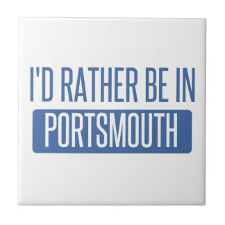 I'd rather be in Portsmouth Tile