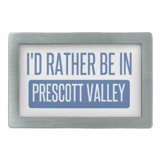 I'd rather be in Prescott Belt Buckles