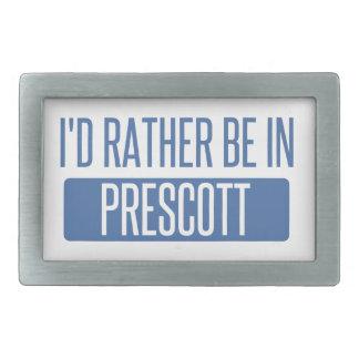 I'd rather be in Prescott Valley Belt Buckles