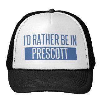 I'd rather be in Prescott Valley Trucker Hat