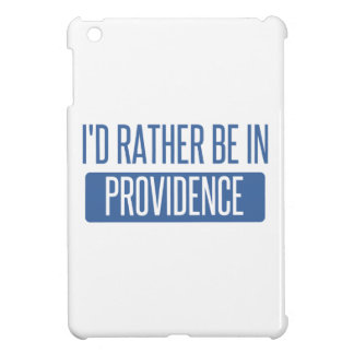 I'd rather be in Providence Cover For The iPad Mini
