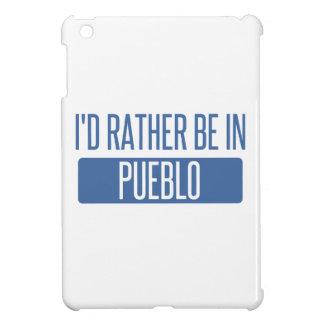 I'd rather be in Pueblo iPad Mini Cases