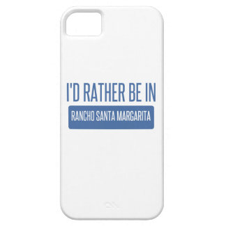 I'd rather be in Rancho Santa Margarita iPhone 5 Covers
