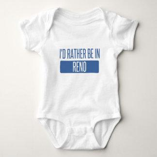 I'd rather be in Reno Baby Bodysuit