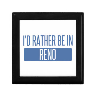 I'd rather be in Reno Gift Box