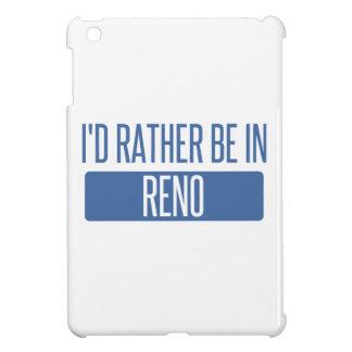 I'd rather be in Reno iPad Mini Covers
