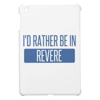 I'd rather be in Revere iPad Mini Case