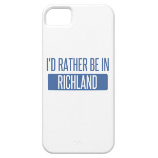 I'd rather be in Richmond CA iPhone 5 Cover