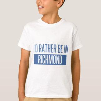 I'd rather be in Richmond VA T-Shirt
