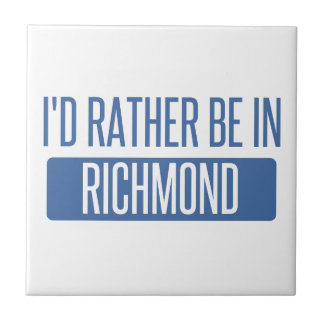 I'd rather be in Richmond VA Tile