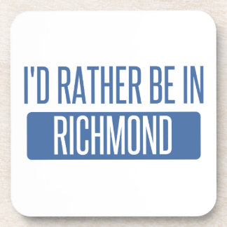 I'd rather be in Rio Rancho Drink Coasters