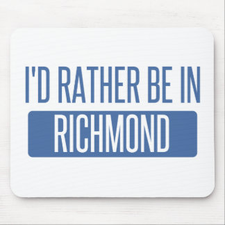 I'd rather be in Rio Rancho Mouse Pad