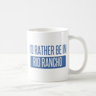 I'd rather be in Riverside Coffee Mug