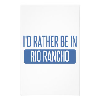 I'd rather be in Riverside Stationery