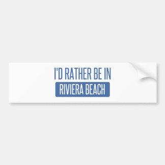 I'd rather be in Roanoke Bumper Sticker