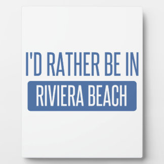 I'd rather be in Roanoke Plaque