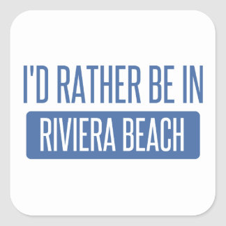 I'd rather be in Roanoke Square Sticker