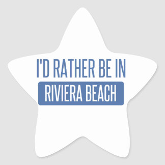 I'd rather be in Roanoke Star Sticker