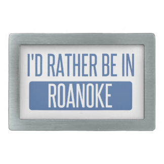 I'd rather be in Rochester Hills Belt Buckle