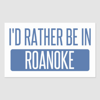 I'd rather be in Rochester Hills Sticker
