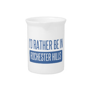 I'd rather be in Rochester MN Pitcher