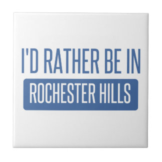 I'd rather be in Rochester MN Tile