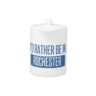 I'd rather be in Rochester NY