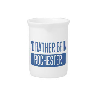 I'd rather be in Rochester NY Pitcher