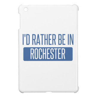 I'd rather be in Rock Hill Cover For The iPad Mini